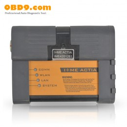 BMW ICOM A2+B+C Diagnostic & Programming Tool Without Software
