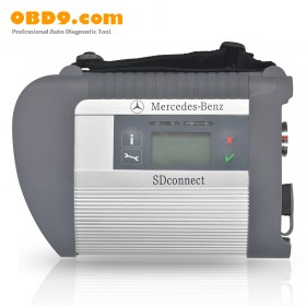 MB SD Connect Compact 4 MB SD C4 2017.07 With WiFi Star Diagnosis for Benz Cars & Trucks