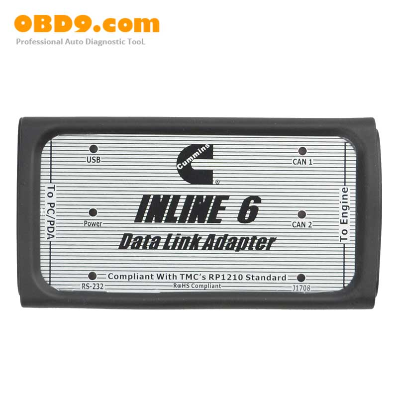 INLINE 6 Data Link Adapter for Cummins