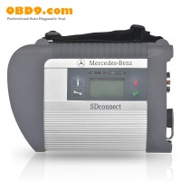MB SD Connect Compact 4 Star Diagnosis 2018 with WIFI for Cars and Truck