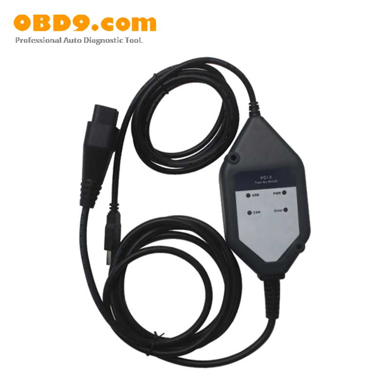 Scania VCI 2 SDP3 Newest V2.24 Truck Diagnostic Tool With Dongle Multi-language