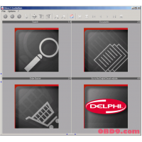 Delphi 2008 Parts Catalog and Test Plans