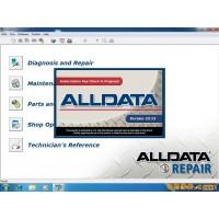 ALLDATA v10.52: complete set on external HDD