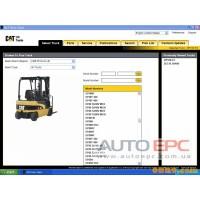 Caterpillar Forklift MCFE [04 2016]