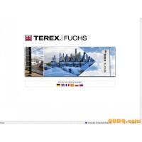 Terex Fuchs 2010
