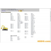 Hyundai Crawler Excavators Service Manuals