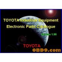 Toyota Industrial Equipment v1.96 [01 2016]