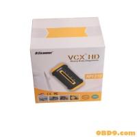 Allscanner VCX HD Heavy Duty Truck Diagnostic System