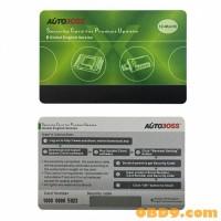 Autoboss V30 V30 Elite Security Card for One Year Online Update Global