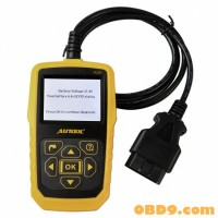AUTOOL OL129 Battery Monitor and OBD EOBD Code Reader Auto Engine Diagnostic Tool