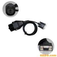 BMW 20Pin to COM 9PIN Connector