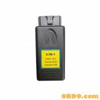 BMW Dash Scanner 3 in 1