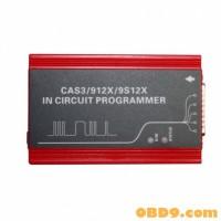 CAS3 912X 9S12X IN Circuit Programmer