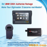 CAS4+ Authorize Package Works with Digimaster 3 CKM100 and Super BDM Programmer for BMW