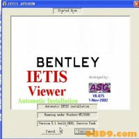 Repair Workshop Service Manual EPC ASSIST IETIS 2010 for Bentley Work on Windows XP 7