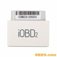 iOBD2 Diagnostic Tool for Iphone Smart Phones By Wifi Bluetooth