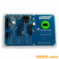 AK500+ Key Programmer for Mercedes Benz with EIS SKC Calculator New Released