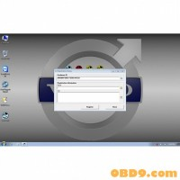 PTT 2.03.20 Volvo 88890300 Vocom Pre-installed Software Interface in The 32 GB USB Flash Drive